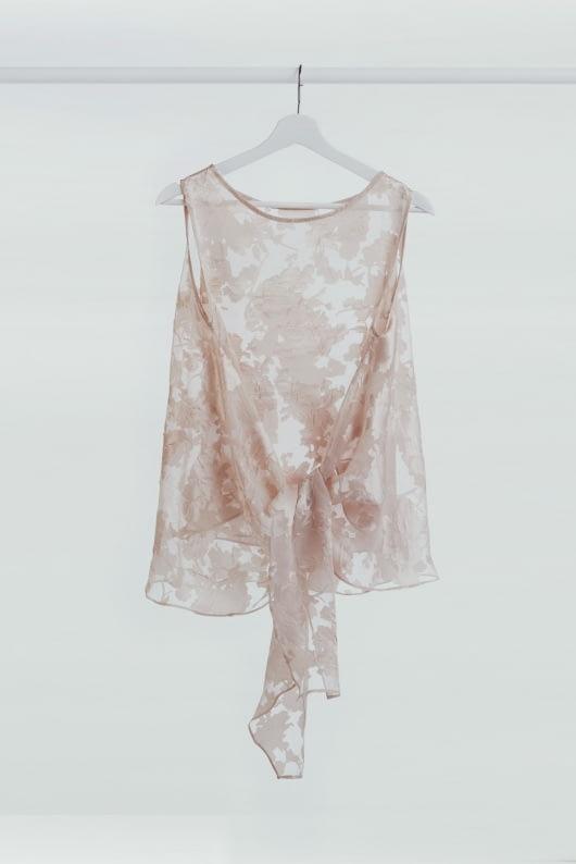 Shopatvelvet Dusty Pink Malva Top