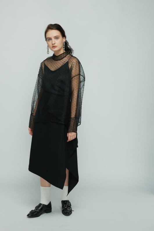 Shopatvelvet Black Jack Skirt