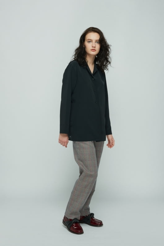 Shopatvelvet Black Winona Shirt