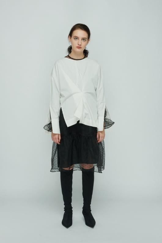 Shopatvelvet White Dreamers Top
