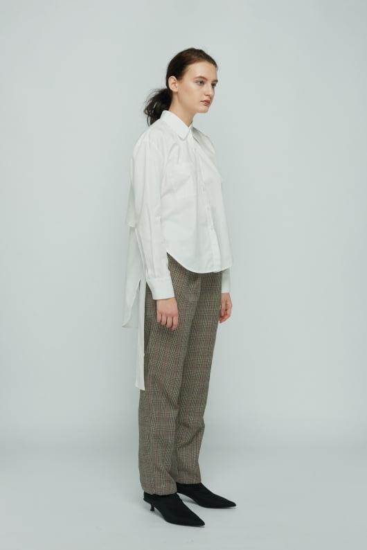 Shopatvelvet White Present Shirt