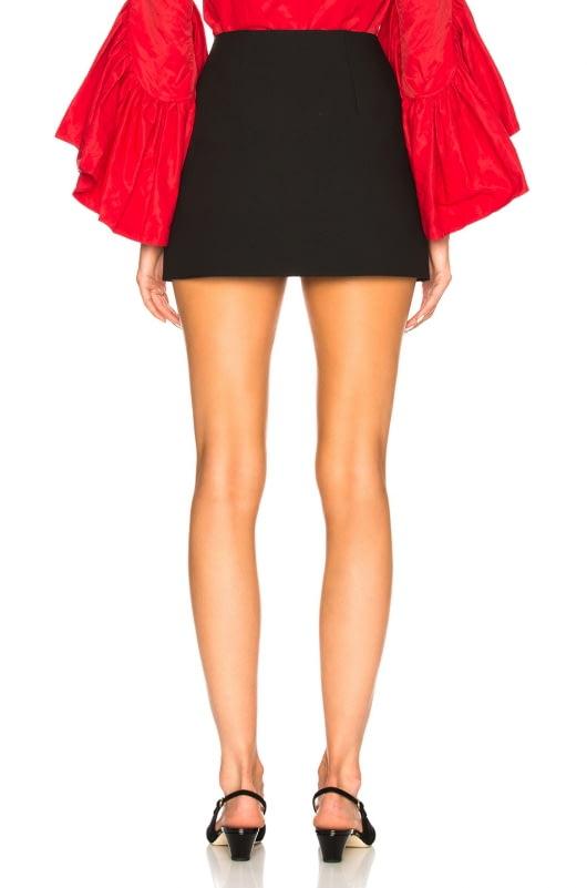 MSGM Ruffle Skirt