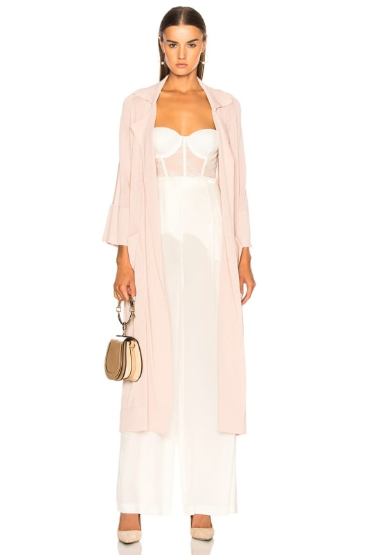 Soyer Summer Belted Trench Coat