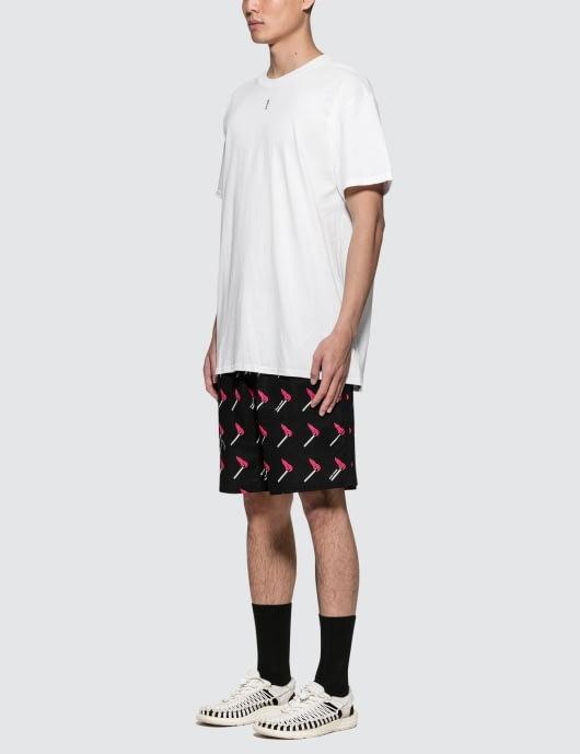 Brain Dead X Sasquatchfabrix. H/S Print T-Shirt