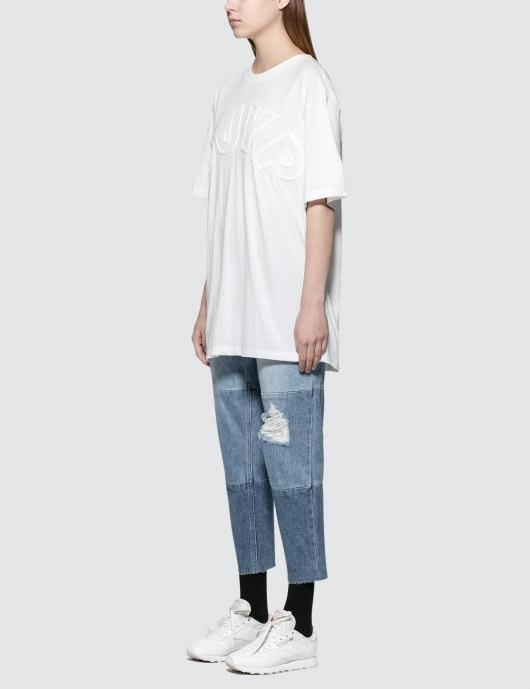 SJYP Logo Basic S/S T-Shirt
