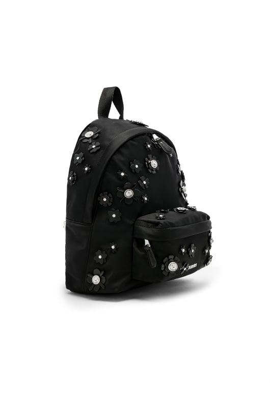 Versus by Versace Embellished Backpack