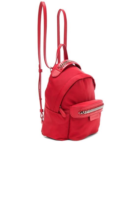 Stella McCartney Falabella Go Eco Nylon Mini Backpack