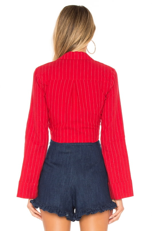 L'Academie The Anderson Blouse