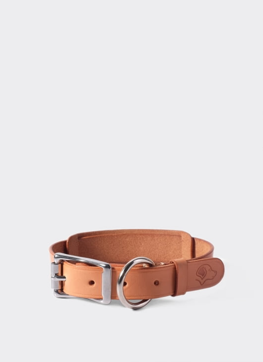 VOYEJ LEATHER GOODS Natural Dog Collar Necklace