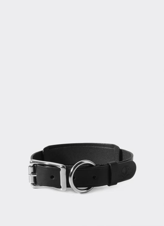 VOYEJ Black Dog Collar Necklace