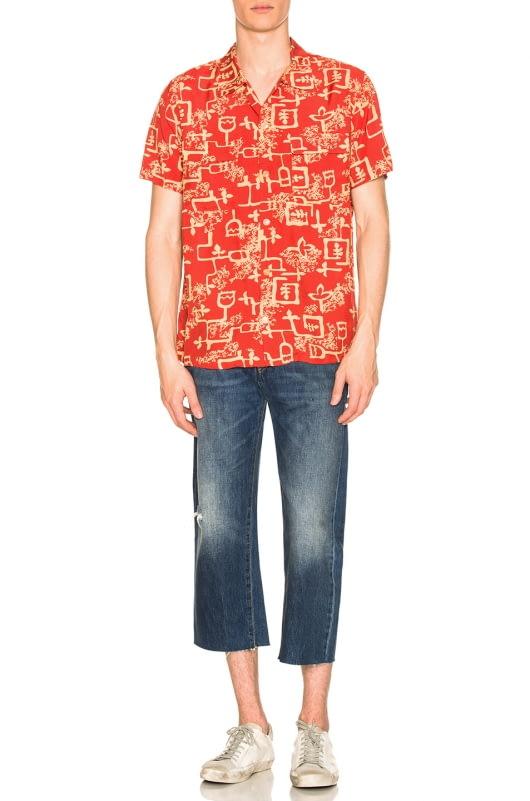 LEVI'S Vintage Clothing 1937 501 Jeans