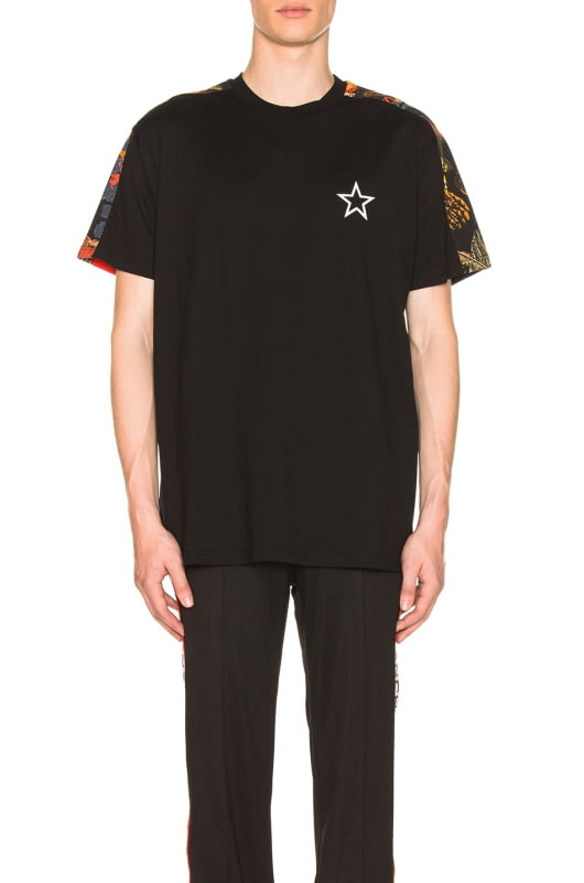 Givenchy Shoulder Detail T-Shirt