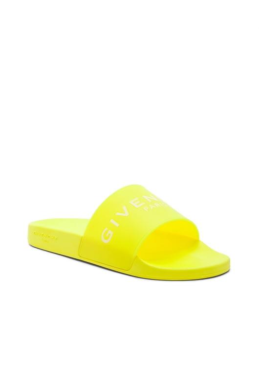 Givenchy Polyurethane Slides