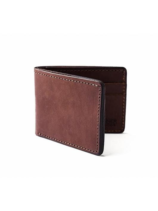 Tanner Goods Tanner Goods Utility Bifold Wallet Cognac
