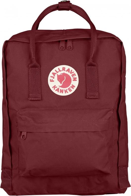 Fjallraven Fjallraven Kanken Classic Backpack Ox Red