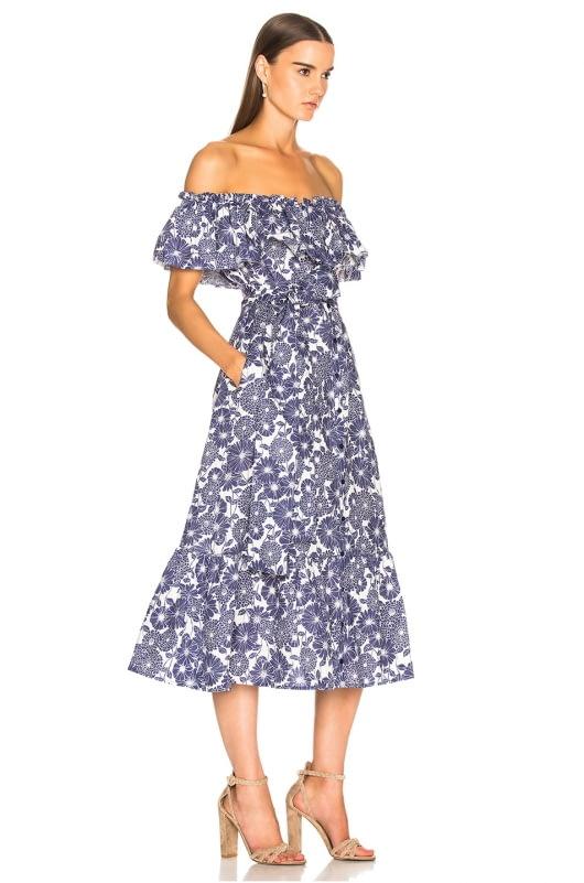 Lisa Marie Fernandez Mira Dress