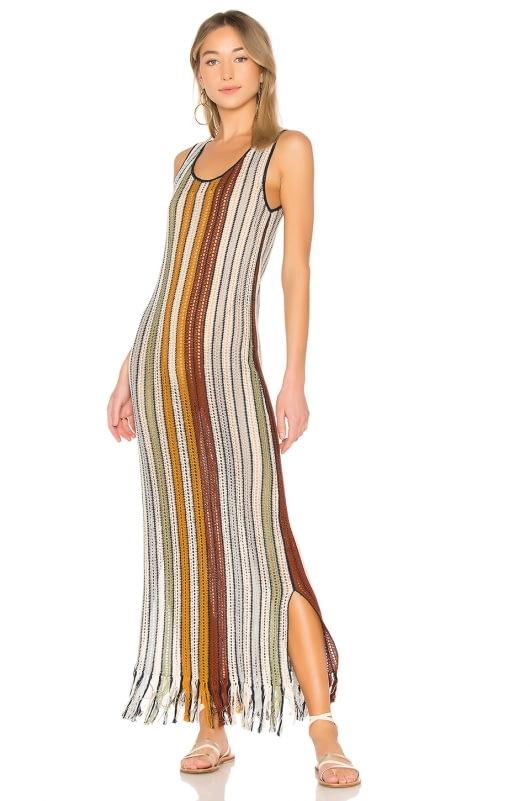 AYNI Sumaq Crochet Dress