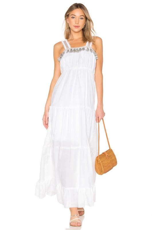 AYNI Sofi Ruffle Dress