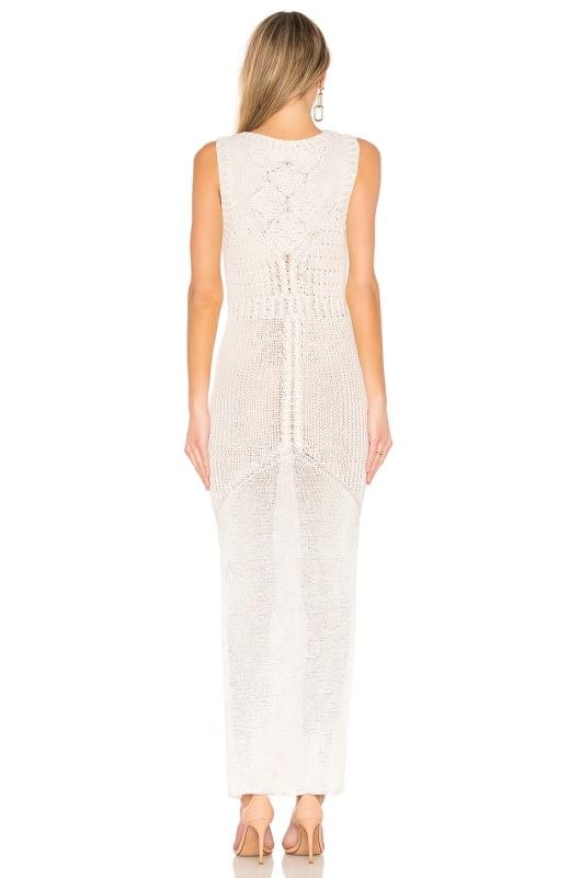 AYNI Paitina Cable Dress