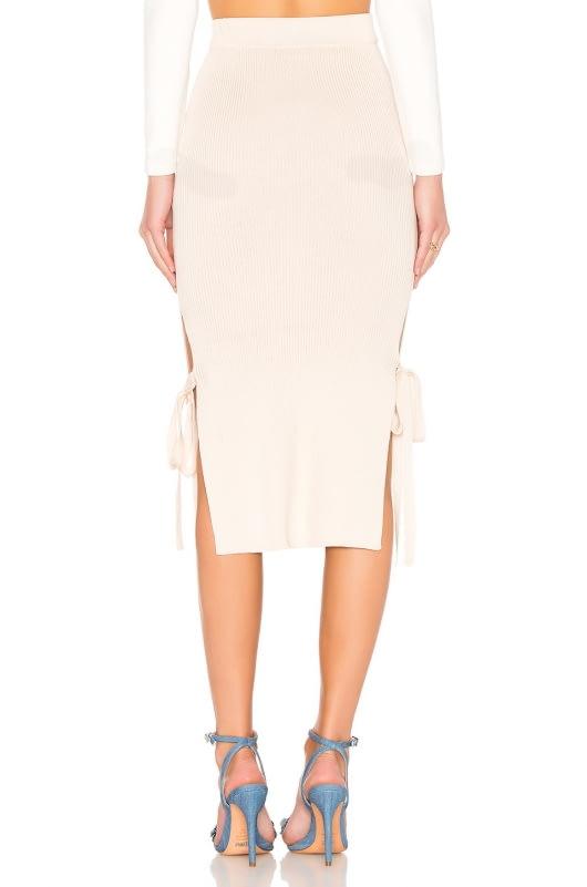 AYNI Lia Tie Skirt