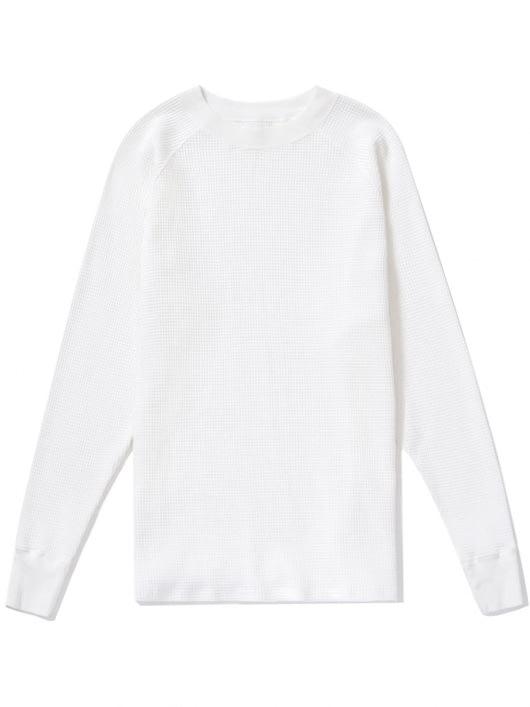 Lady White Co. Lady White Co. Raglan Thermal White