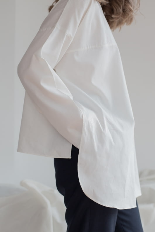 Shopatvelvet PT-015 White