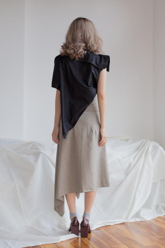 Shopatvelvet PT-017 Black