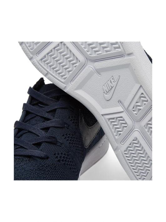 Nike Nikelab Zoom Tennis Classic Ultra Flyknit RF Dark Obsidian White
