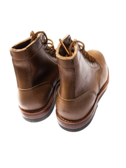 Oakstreet Bootmakers Oakstreet Bootmakers Natural Dainite Trench Boot