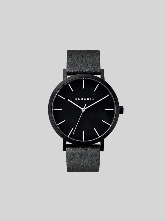 The Horse The Horse All Black Watch