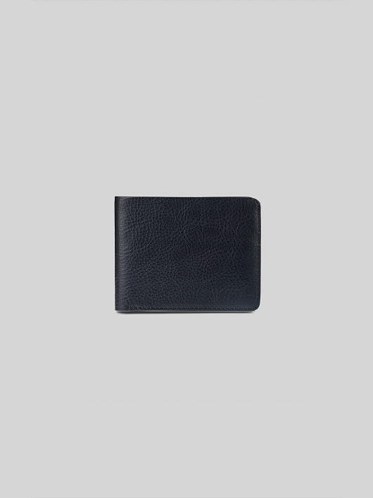 The Horse The Horse Men's Wallet in Black Leather