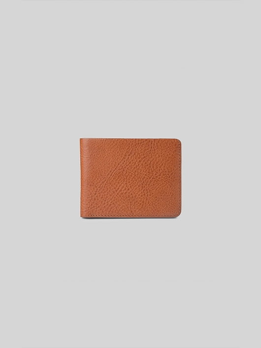 The Horse The Horse Men's Wallet in Tan Leather