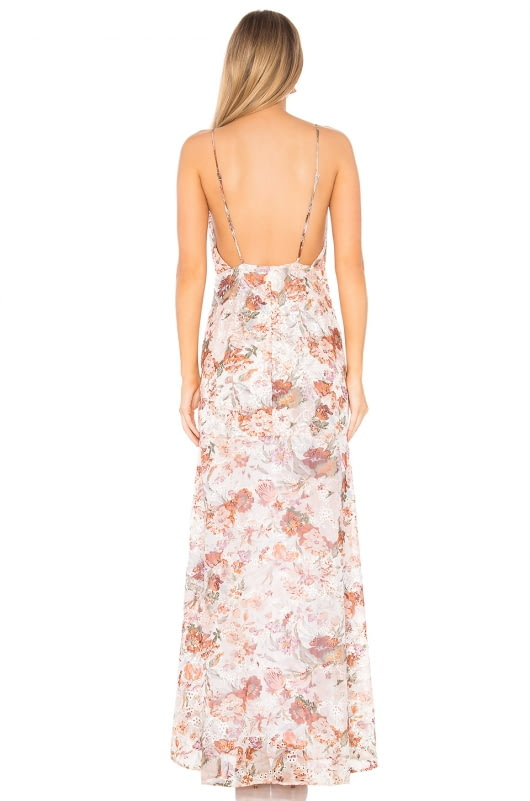 Winona Australia Tigerlily Cowl Maxi Dress