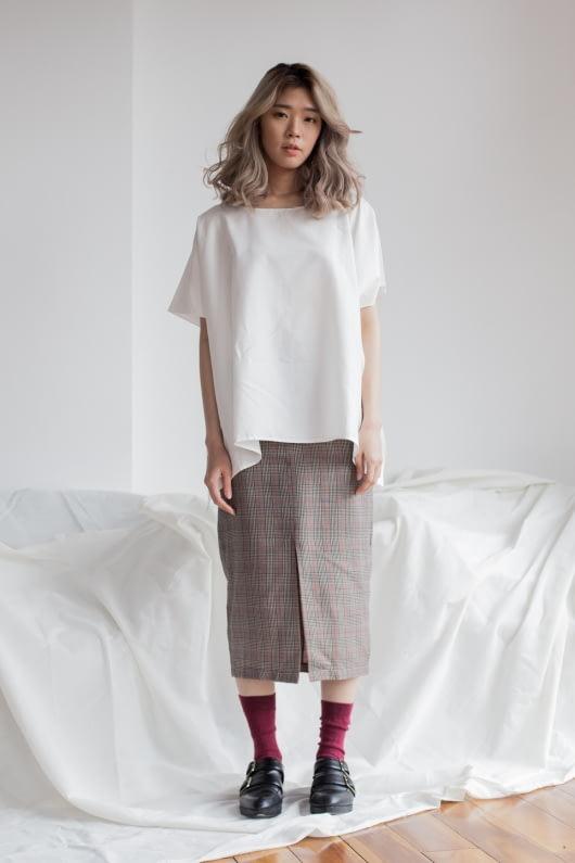 Shopatvelvet PT-021 White