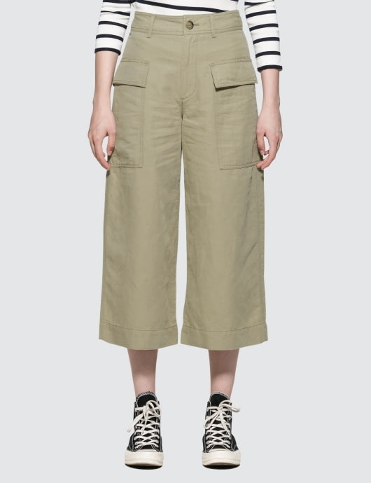 Polo Ralph Lauren Wide Leg Pants
