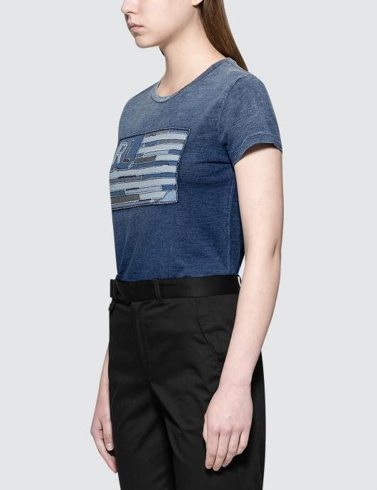 Polo Ralph Lauren Indigo Flag S/S T-Shirt
