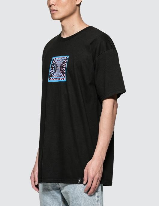 HUF Stoned Box Logo T-Shirt