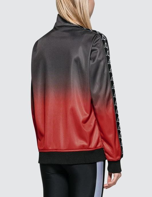 MARCELO BURLON Kappa Gradient Track Jacket