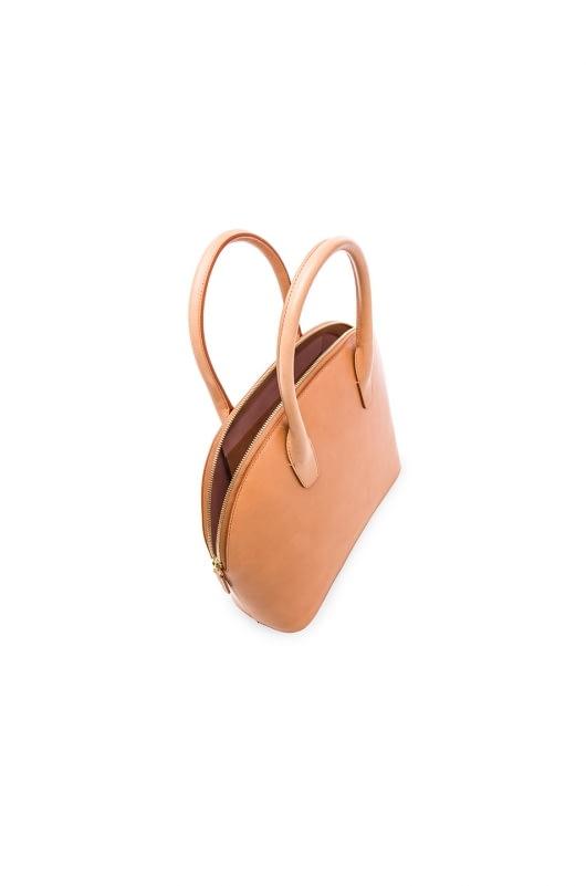 Mansur Gavriel Top Handle Rounded Bag