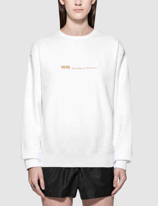 Wood Wood Flora Sweatshirt