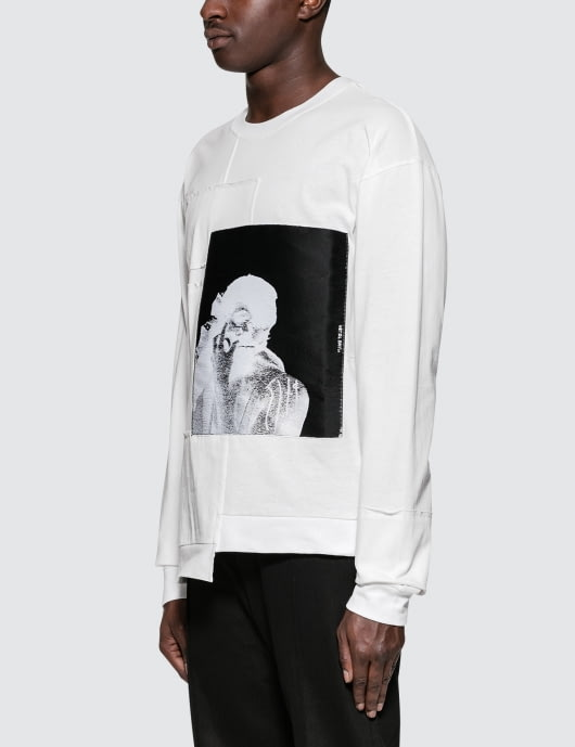 Heliot Emil Bricked L/S T-Shirt