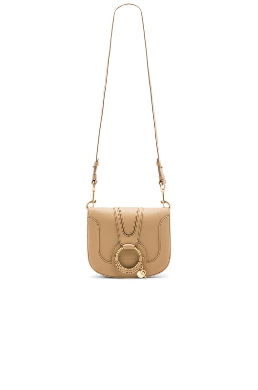 See By Chloe Hana Small Leather Crossbody