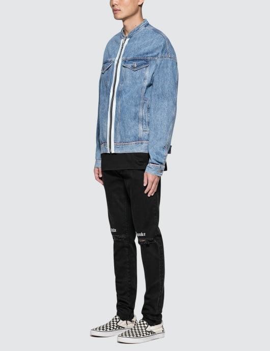REPRESENT Clothing Selvedge Denim Jacket
