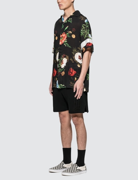 REPRESENT Clothing Multi Floral S/S Shirt