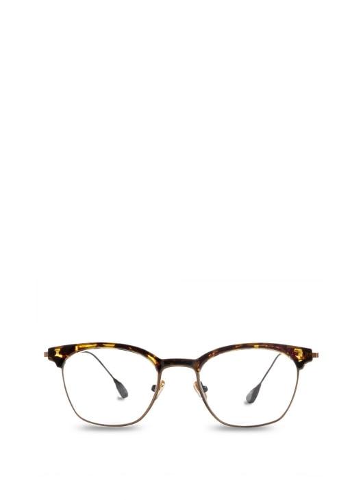 Bridges Eyewear Spotted Tortoise Trent Glasses