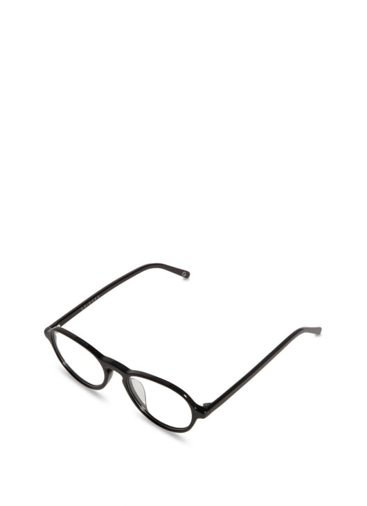 Bridges Eyewear Jet Black Putney Glasses