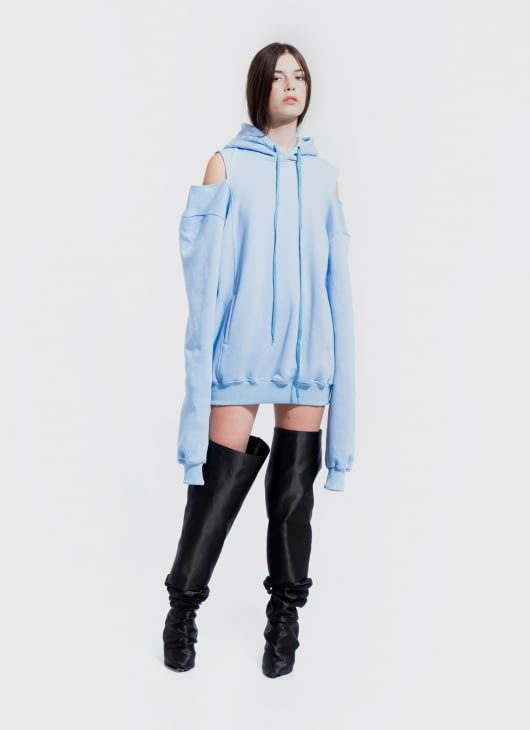 Saint York Sky Blue Jones Hoodie