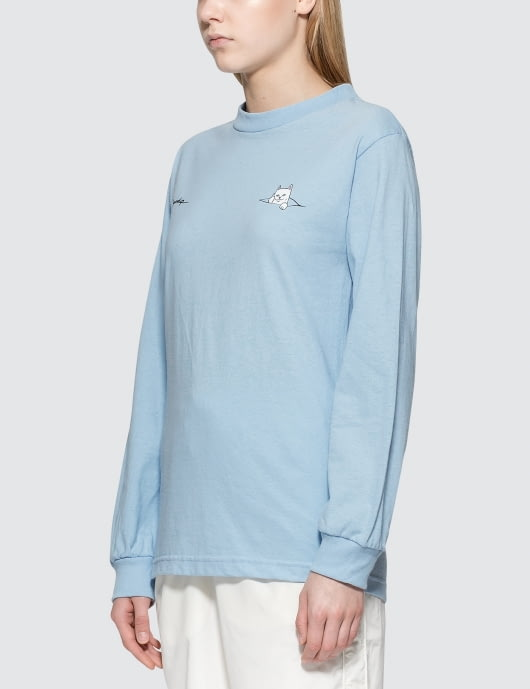 RIPNDIP Peeking Nermal L/S T-Shirt