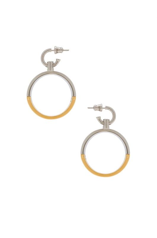 Alexander Wang Loop Earrings