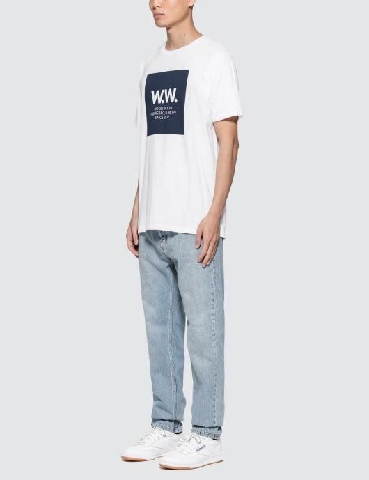 Wood Wood Square S/S T-Shirt